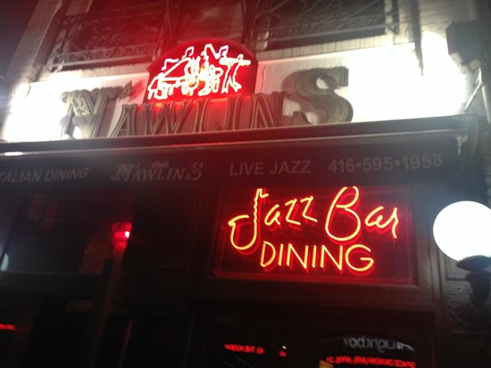 N'awlins jazz bar and dinning: ENTRADA DO BAR