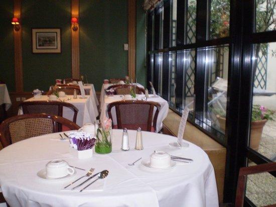 Mercure Paris Tour Eiffel Grenelle Hotel: Restaurante