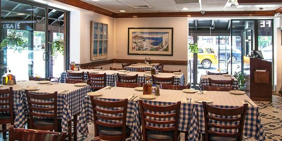 The Greek Kitchen - Picture of Greek Kitchen, New York City ...