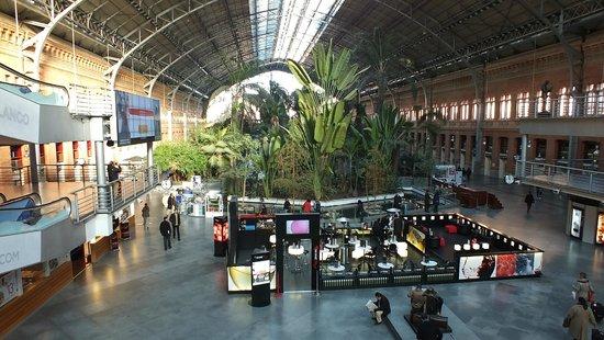Estación de Atocha: Аточа