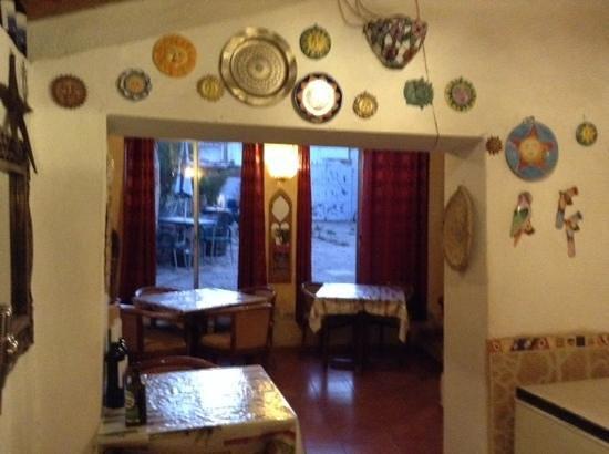 O Beiral Restaurant : ancora interno