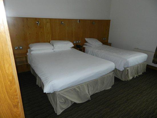 Blooms Hotel: Quarto