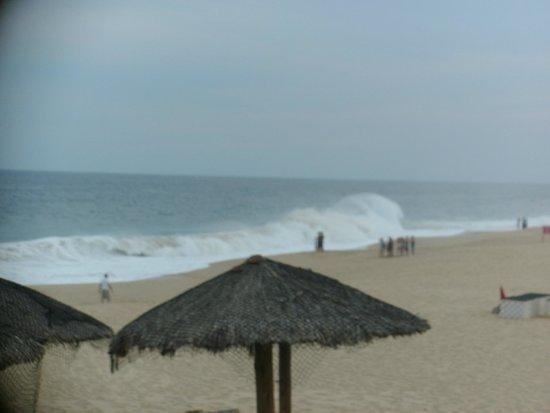 Solmar Resort: view from breakfast