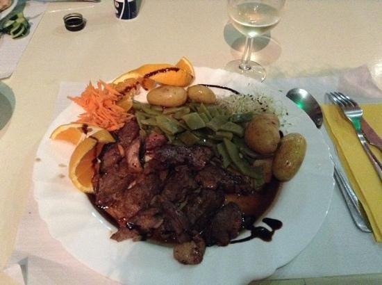 O Beiral Restaurant : la mia anatra