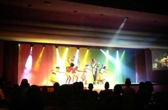 Iberostar Rose Hall Beach Hotel : Night show