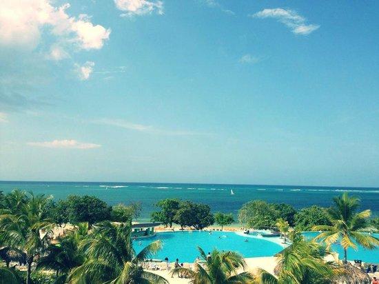 Iberostar Rose Hall Beach Hotel : View from balcony