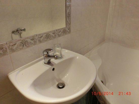 Penzion U Rechu : Ванная комната