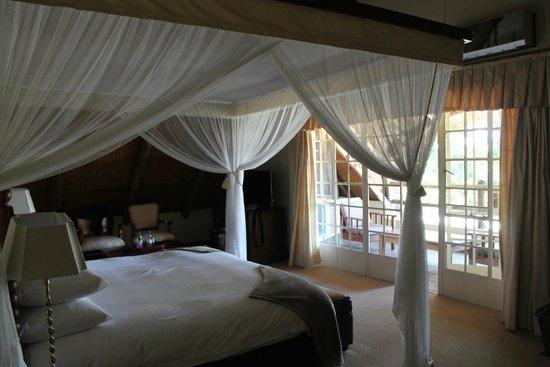 Ilala Lodge : letto