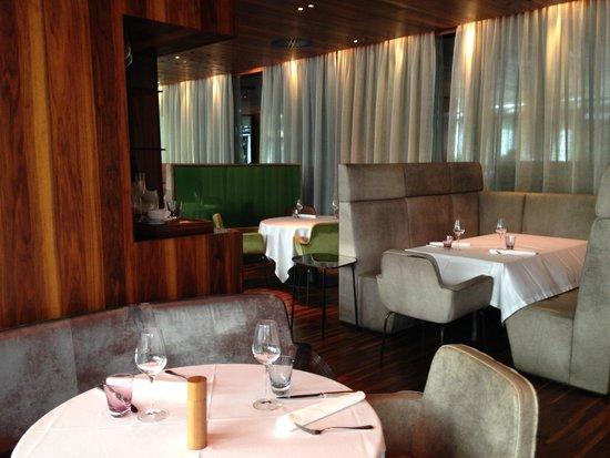 Fabios: Interior do restaurante