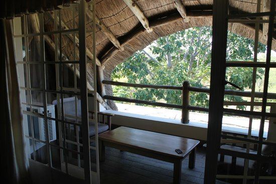Ilala Lodge : balconcino
