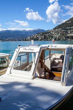 """Boat Center Palace Lugano: """"Darling"""""""