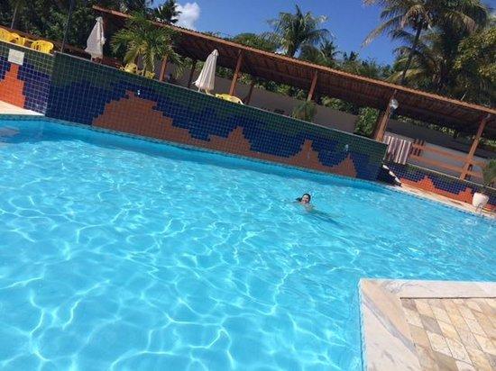 Hotel Village Paraíso Tropical: Área das piscinas