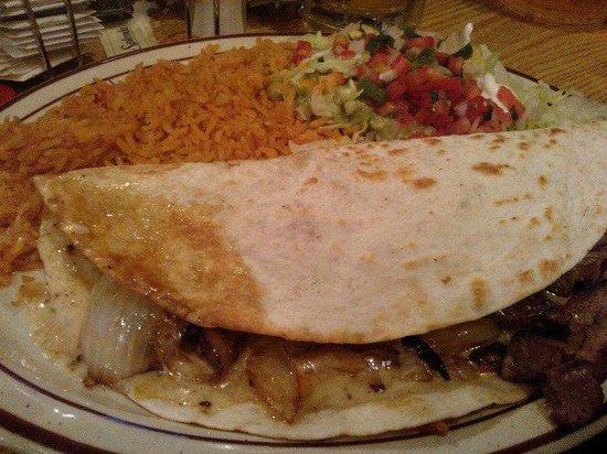 El Campesino Mexican Restaurant: Cancun Cheese Steak