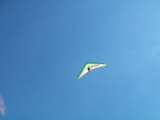Pedra da Gávea : alçando voo