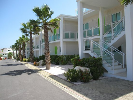 Piscadera Harbour Village: apartments
