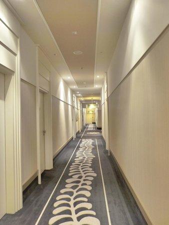 Steigenberger Grandhotel Handelshof: Hotelflur