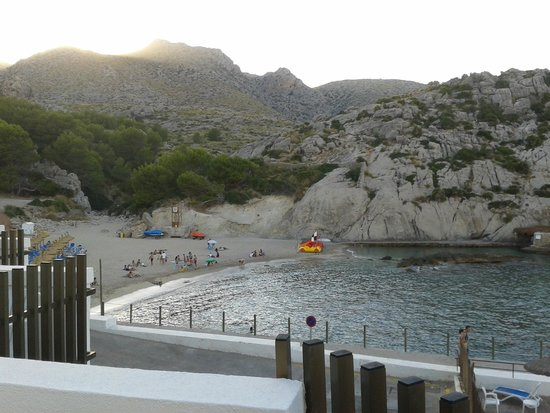 SENTIDO Don Pedro: One of the views from our view