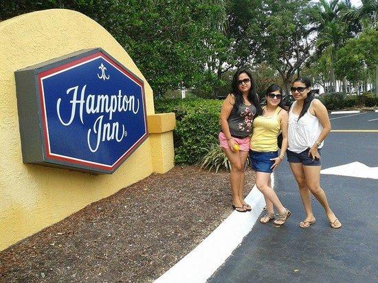 Hampton Inn Ft. Lauderdale West / Pembroke Pines : :)