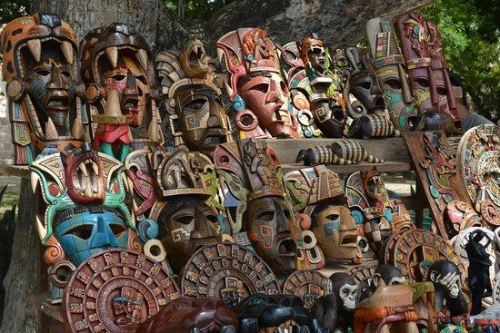 Edventure Tours: Masks