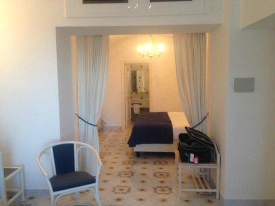 Hotel La Vega: Our room