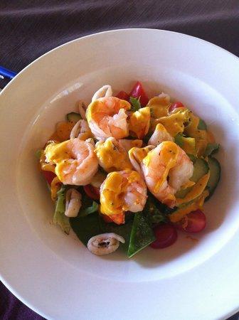 Arathusa Safari Lodge: ottimo pranzo