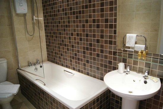 Rowardennan Hotel: Bagno
