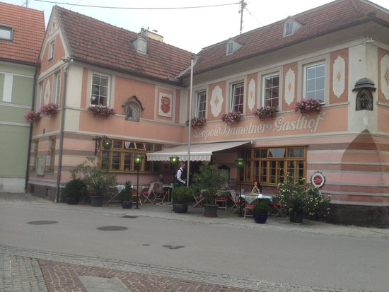 Gashof Hametner, Bad Hall, Austria