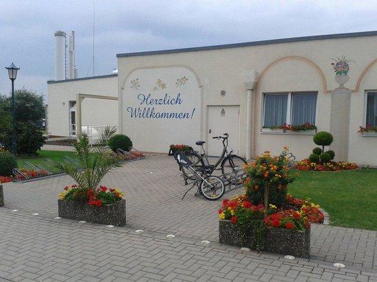 Bad Wilsnack, Germany: Eingang