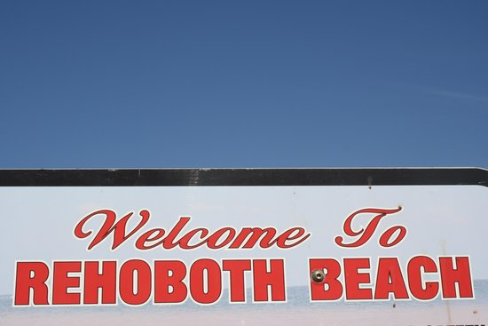 Rehoboth Guest House : A great beach town and a great b&b experience