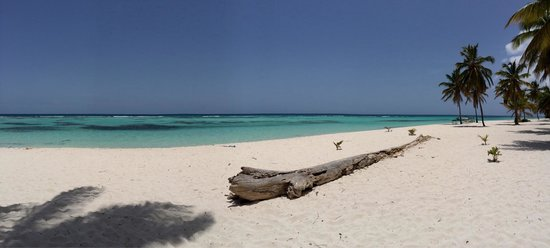 Bayahibe, Dominican Republic: Canto de la playa