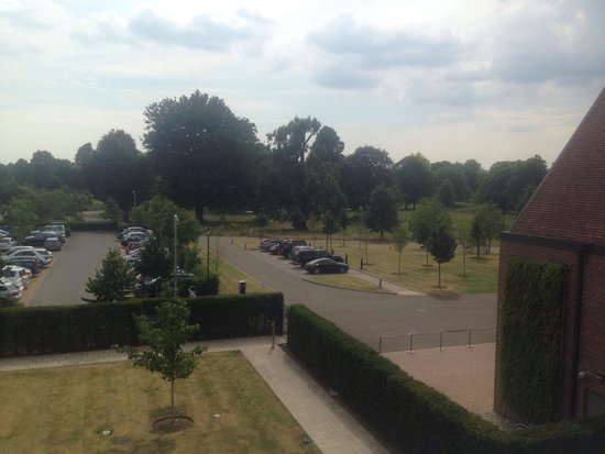Hilton London Syon Park: View from our room