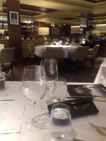 Hilton London Syon Park: The Marco Pierre restaurant