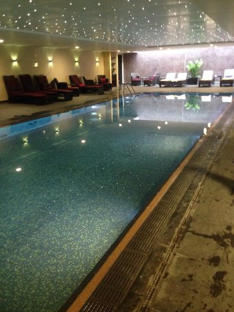 Hilton London Syon Park: The pool