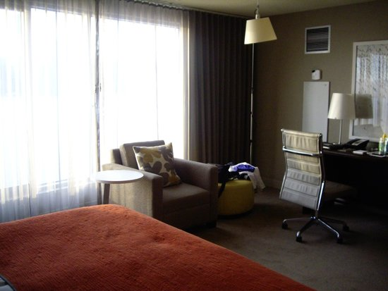 Hyatt Regency Jersey City: Plenty of Space!