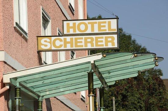 Scherer Hotel: Welcome at the Hotel Scherer