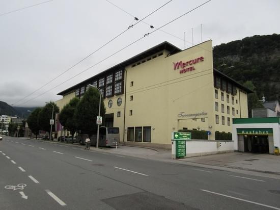 Mercure Salzburg Central: mecure central Salzburg