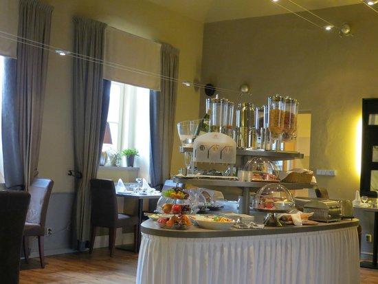 Unitas Hotel: Breakfast Room