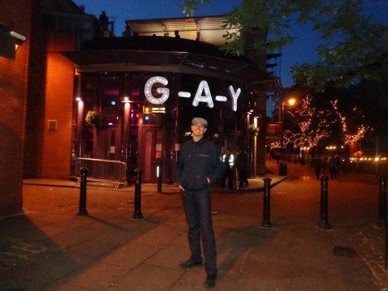 Gay Village: freedom
