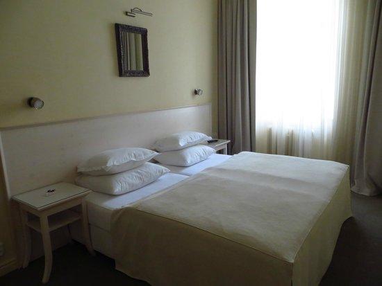 Unitas Hotel: Bedroom