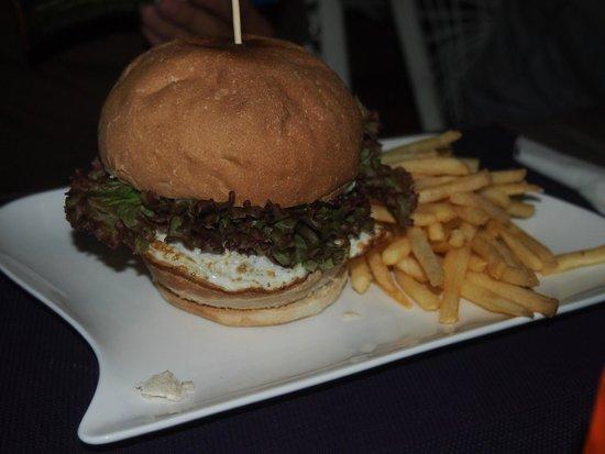 Fare La Canadienne : Hamburger