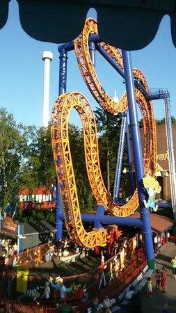 Linnanmaki Amusement Park: Kirnu