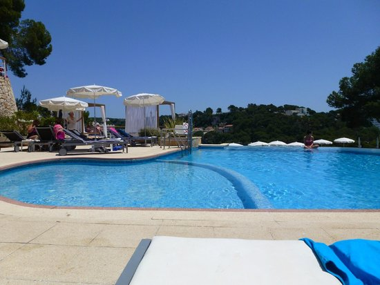 Artiem Audax Adults Only: pool area