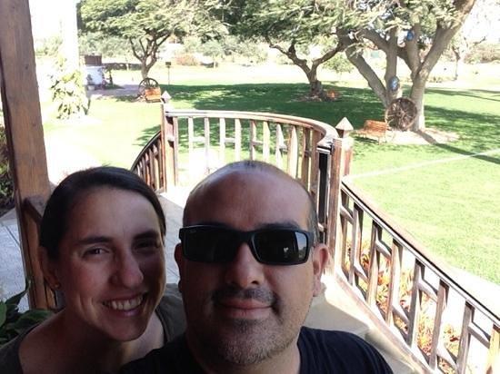 Casa Hacienda San Jose: fiestas patrias