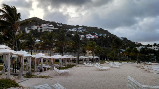 The Westin Dawn Beach Resort & Spa, St. Maarten: Westin St. Martin Beach View