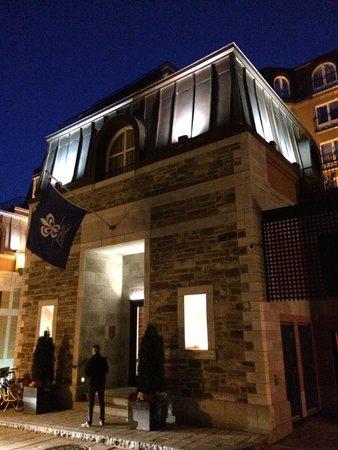Auberge Saint-Antoine: exterior