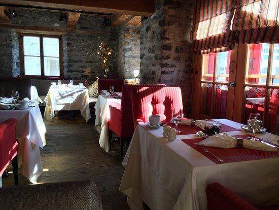 Auberge Saint-Antoine : Panache restaurant