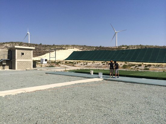 ‪Larnaca Olympic Shooting Range‬