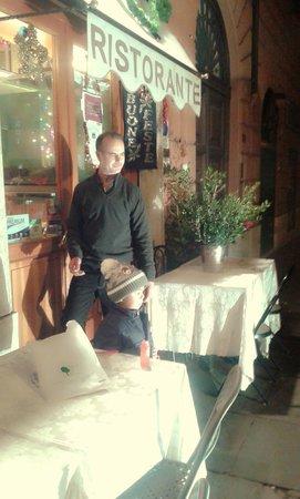 La Cantinola : Celebrating New Year's eve ..2014