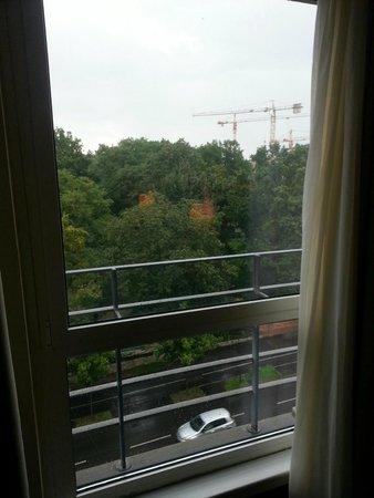 NH Berlin Alexanderplatz : view from room