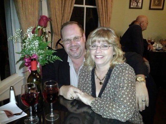 The Dowling House: Date night at Dowling House